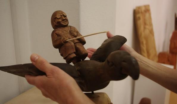 Wystawa Rzeźby Jana Makowieckiego