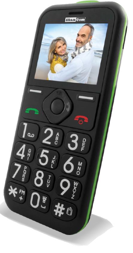 jaki telefon komórkowy dla seniora