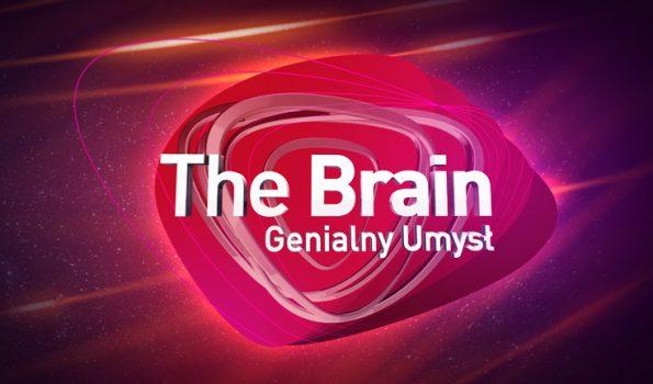 """Program telewizyjny - """"The Brain. Genialny umysł"""""""