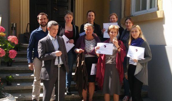 Polski Związek Niewidomych: Program VISAL w Polsce
