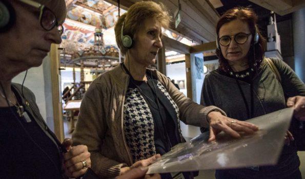 Warsztaty dla osób niewidomych i słabowidzących, z elementami zwiedzania fragmentów wystawy stałej