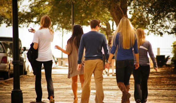 Sensoryczne spacery po Pradze