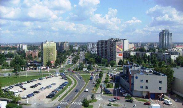 Panorama Tychów