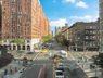 Ruch uliczny w centrum miasta