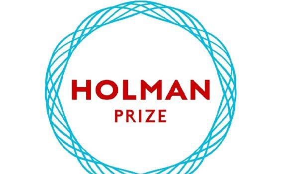 Logo nagrody Holmana