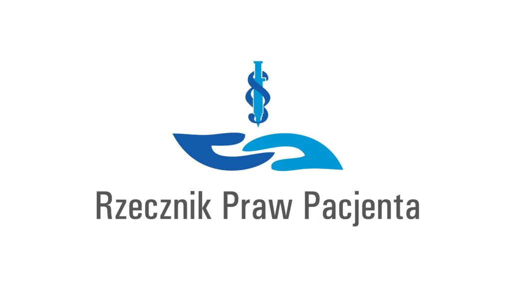 Logo Rzecznika Praw Pacjenta