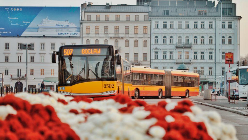Autobus warszawski