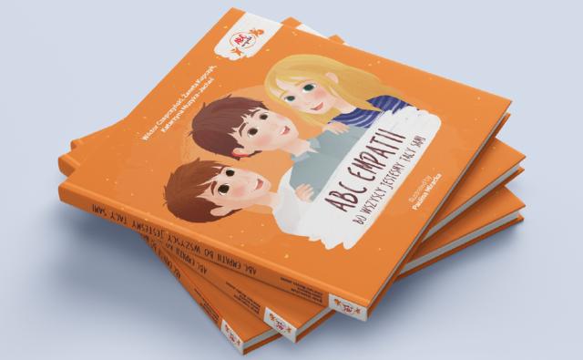 Okładka książki ABC Empatii