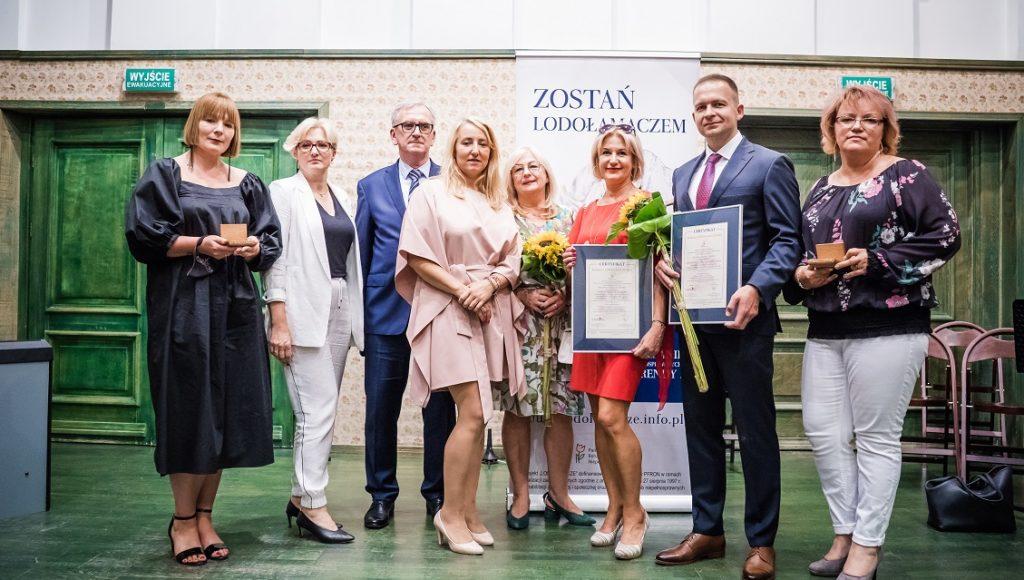 Laureaci konkursu regionalnego Lodołamacze 2021. Wręczenie nagród w Gdańsku