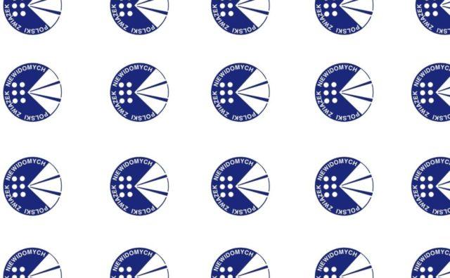 Logotypy PZN na białym tle.